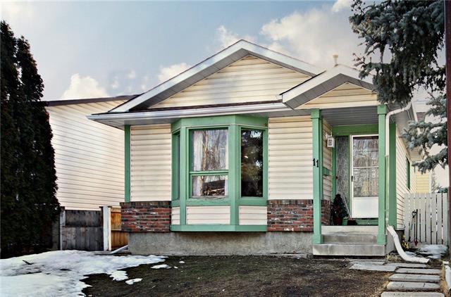 11 Taraglen Road NE, Calgary, AB T3J 2N7 (#C4179016) :: Redline Real Estate Group Inc
