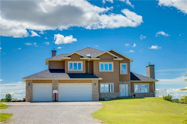 113127 450 Avenue E, Rural Foothills M.D., AB T1V 1N4 (#C4179023) :: The Cliff Stevenson Group