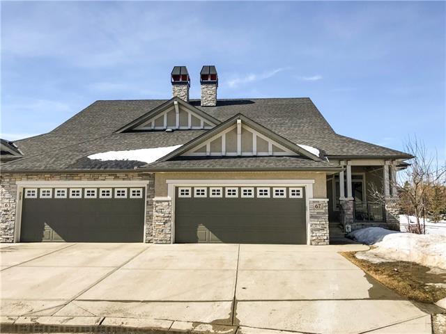 67 Evercreek Bluffs View SW, Calgary, AB T2Y 4P5 (#C4179030) :: Redline Real Estate Group Inc