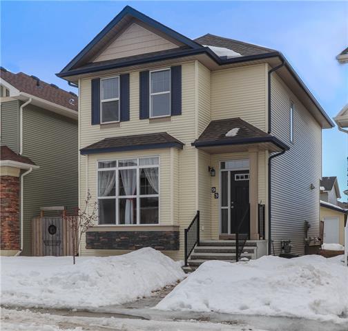 93 Cranberry Lane SE, Calgary, AB T3M 0L7 (#C4179031) :: Redline Real Estate Group Inc