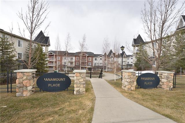 70 Panamount Drive NW #3112, Calgary, AB T3K 5Z1 (#C4179038) :: Redline Real Estate Group Inc