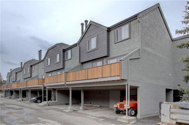 1119 Railway Avenue #14, Canmore, AB T1W 1R4 (#C4179043) :: The Cliff Stevenson Group