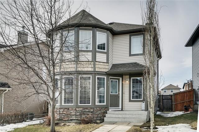 61 Crystal Shores Hill(S), Okotoks, AB T1S 2H7 (#C4179071) :: Canmore & Banff
