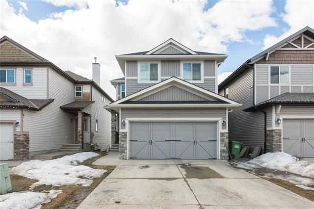 106 Heritage Landing, Cochrane, AB T4C 0E3 (#C4179091) :: Your Calgary Real Estate