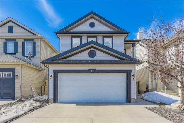 11 Copperstone Gate SE, Calgary, AB T2Z 4S1 (#C4179096) :: Your Calgary Real Estate