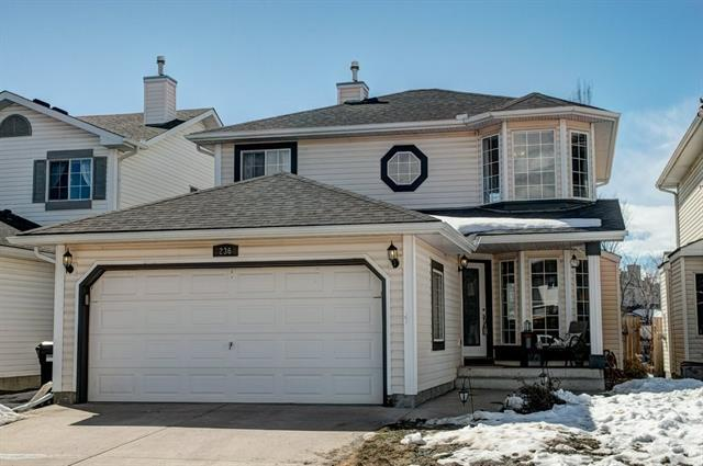 236 Mt Selkirk Close SE, Calgary, AB T2Z 2P7 (#C4179099) :: Canmore & Banff
