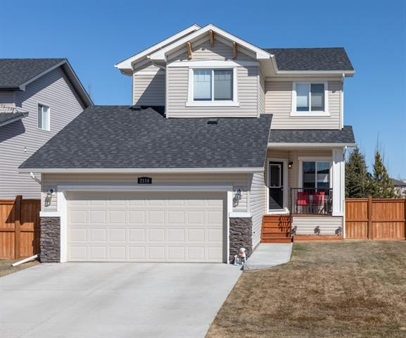 2114 High Country Rise NW, High River, AB T1V 0E1 (#C4179107) :: Redline Real Estate Group Inc
