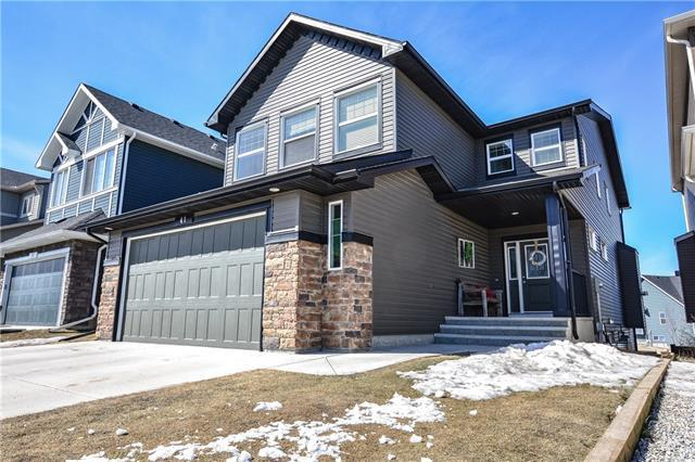 41 Ravenskirk Close SE, Airdrie, AB T4A 0S9 (#C4179121) :: Canmore & Banff