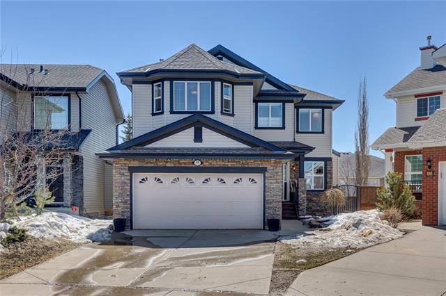 49 Wentworth Way SW, Calgary, AB T3H 5B2 (#C4179130) :: Redline Real Estate Group Inc
