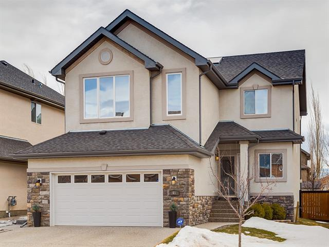 61 Cranleigh Drive SE, Calgary, AB T3M 1H4 (#C4179135) :: Redline Real Estate Group Inc