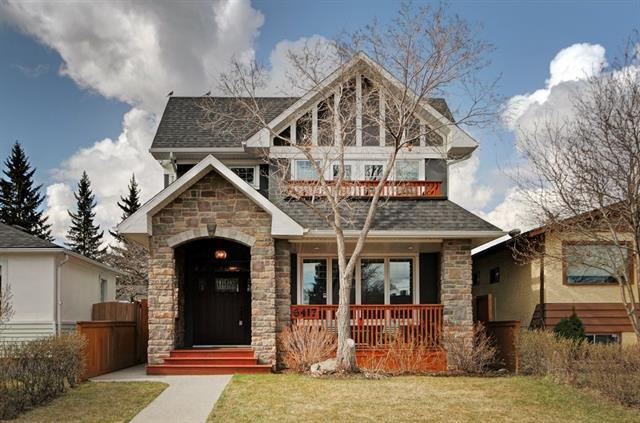 6417 Bowwood Drive NW, Calgary, AB T3B 2G5 (#C4179173) :: Redline Real Estate Group Inc