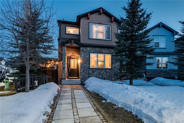 71 Eversyde Circle SW, Calgary, AB T2Y 4T3 (#C4179197) :: Canmore & Banff
