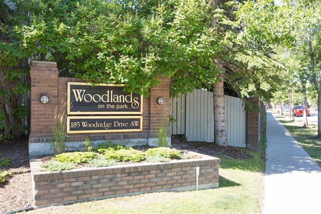 185 Woodridge Drive SW #29, Calgary, AB T2W 3X7 (#C4179198) :: Redline Real Estate Group Inc