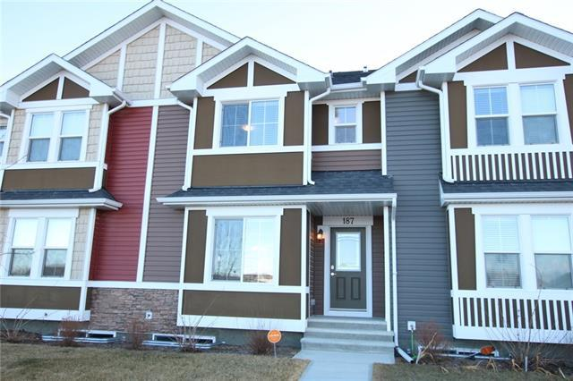 187 Fireside Parkway, Cochrane, AB T4C 0V8 (#C4179246) :: Canmore & Banff
