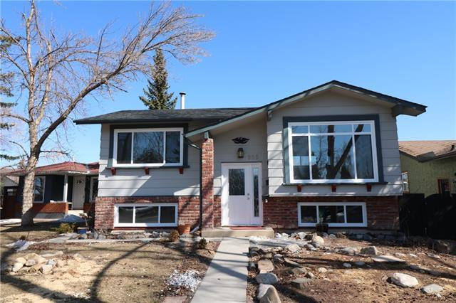 955 Midridge Drive SE, Calgary, AB T2X 1H5 (#C4179294) :: Redline Real Estate Group Inc