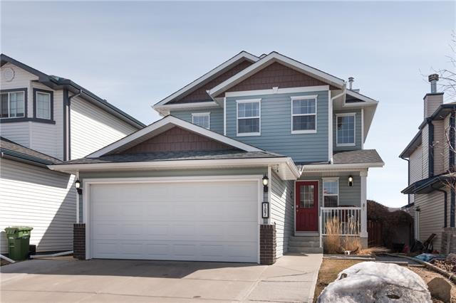 107 Silver Springs Way NW, Airdrie, AB T4B 2V4 (#C4179310) :: Redline Real Estate Group Inc