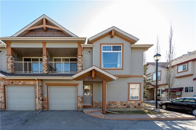 171 Panatella Landing NW #203, Calgary, AB T3K 0K8 (#C4179324) :: Redline Real Estate Group Inc