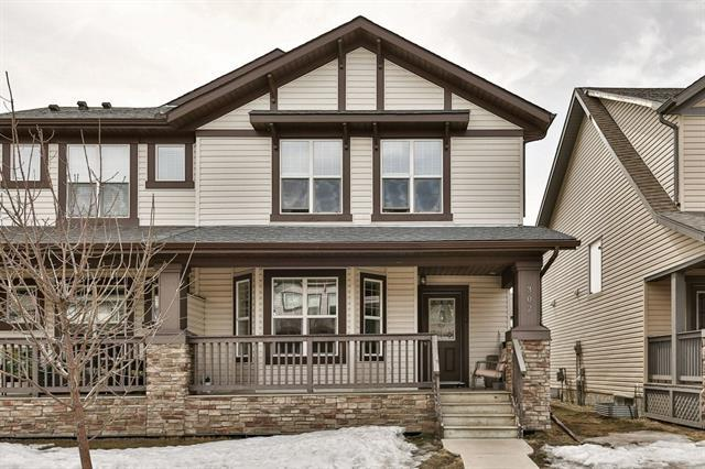 302 Luxstone Way SW, Airdrie, AB T4B 0H7 (#C4179327) :: The Cliff Stevenson Group