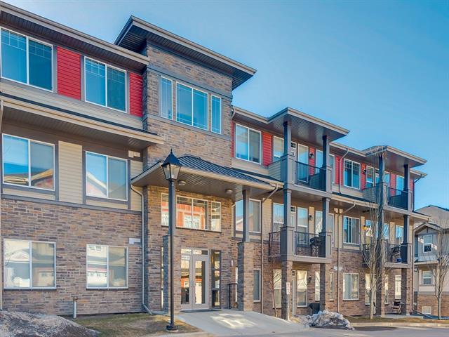 76 Panatella Road NW #209, Calgary, AB T3K 0V4 (#C4179356) :: Redline Real Estate Group Inc