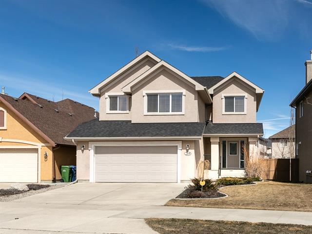 219 Tuscany Glen Park NW, Calgary, AB T3L 3E5 (#C4179388) :: Redline Real Estate Group Inc
