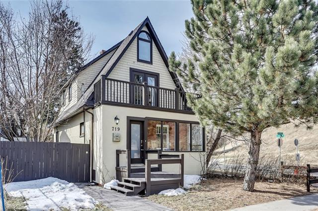 719 29 Avenue SW, Calgary, AB T2S 0P2 (#C4179390) :: Canmore & Banff
