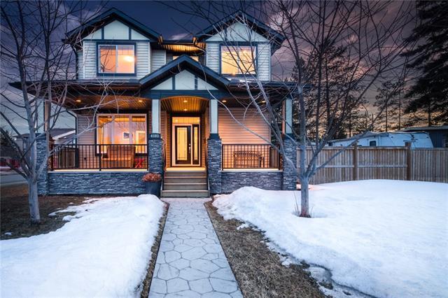 4503 72 Street NW, Calgary, AB T3B 2L3 (#C4179392) :: Tonkinson Real Estate Team