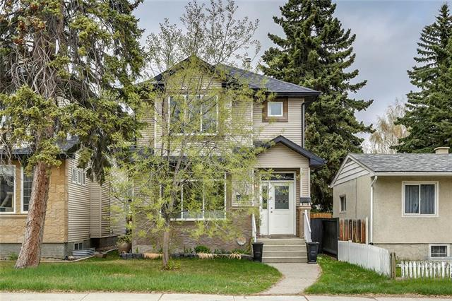 2012 24 Avenue NW, Calgary, AB T2M 1Z5 (#C4179398) :: Redline Real Estate Group Inc
