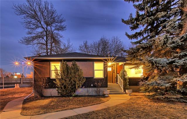 1632 7A Street NW, Calgary, AB T2M 3K1 (#C4179409) :: Redline Real Estate Group Inc