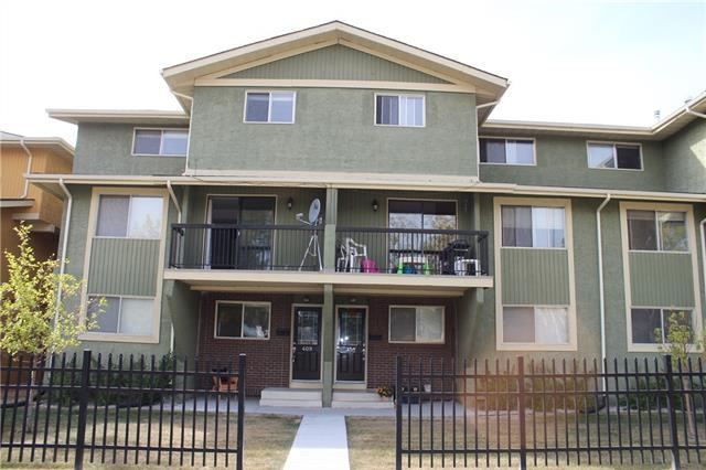 2200 Woodview Drive SW #409, Calgary, AB T2T 3N6 (#C4179475) :: Redline Real Estate Group Inc