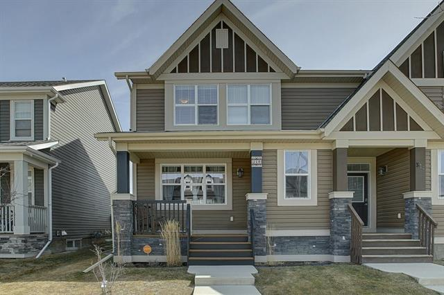 318 Chaparral Valley Drive SE, Calgary, AB T2X 0P7 (#C4179486) :: Tonkinson Real Estate Team