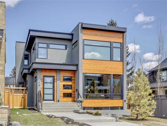 210 39 Avenue SW, Calgary, AB T2S 0W5 (#C4179551) :: Tonkinson Real Estate Team
