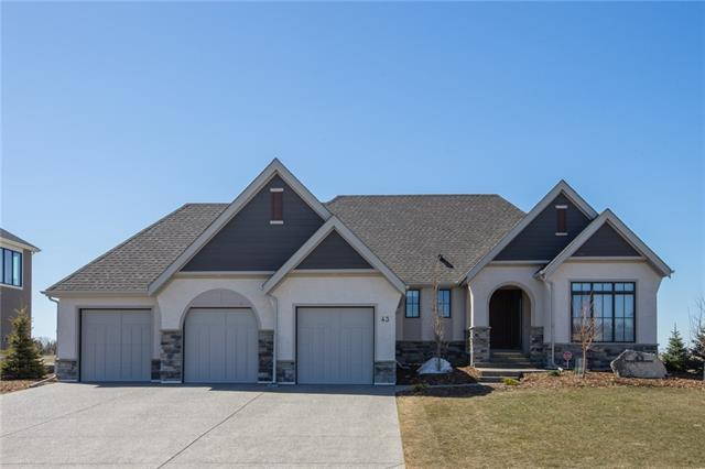 43 Stoneypointe Place, Rural Rocky View County, AB T3L 0C9 (#C4179554) :: Tonkinson Real Estate Team