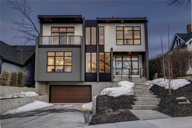 511 Salem Avenue SW, Calgary, AB T3C 2K7 (#C4179561) :: Canmore & Banff