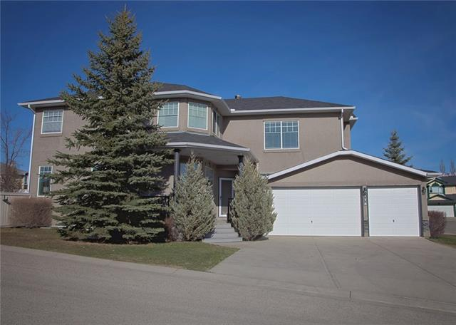 135 Crystalridge Court, Okotoks, AB T1S 1X7 (#C4179584) :: Tonkinson Real Estate Team