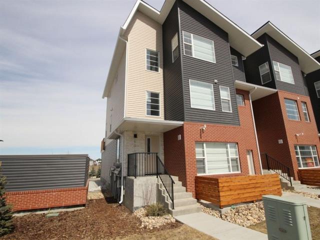 409 Saddlemont Boulevard NE, Calgary, AB T3J 0B4 (#C4179611) :: Canmore & Banff