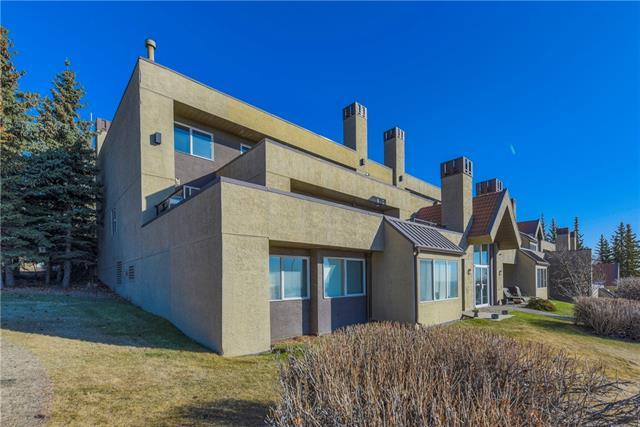 206 Village Terrace SW #7, Calgary, AB T3H 2L1 (#C4179630) :: Canmore & Banff