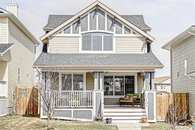 2481 Sagewood Crescent SW, Airdrie, AB T4B 3N1 (#C4179631) :: Canmore & Banff