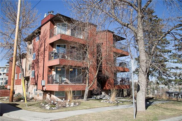 402 4 Avenue NE #2, Calgary, AB T2J 0J5 (#C4179647) :: Canmore & Banff
