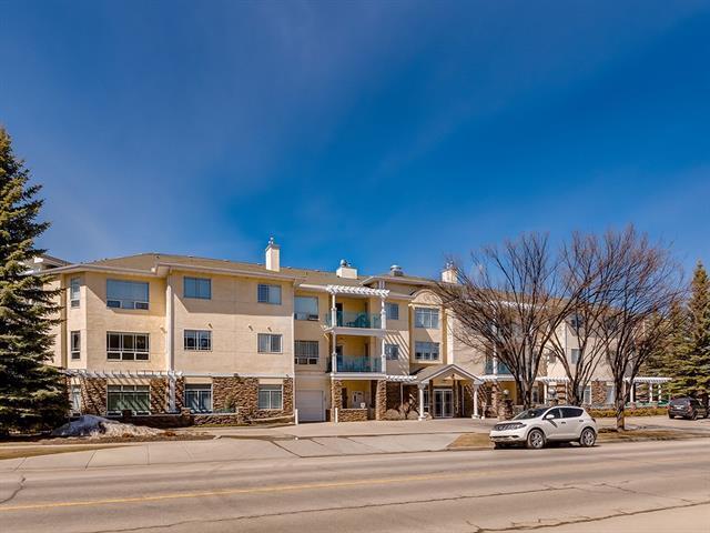 9449 19 Street SW #304, Calgary, AB T2V 3P1 (#C4179656) :: The Cliff Stevenson Group