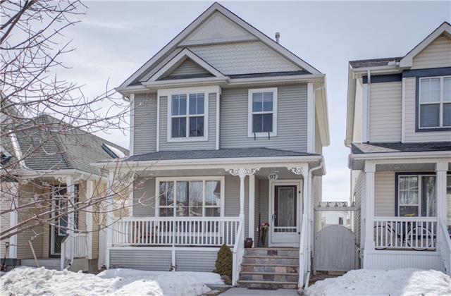 97 Prestwick Avenue SE, Calgary, AB T2Z 3S6 (#C4179723) :: Tonkinson Real Estate Team