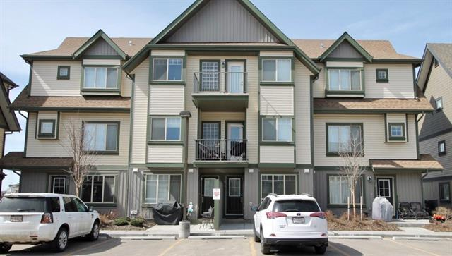 121 Copperpond Common SE #610, Calgary, AB T2Z 5B6 (#C4179766) :: Tonkinson Real Estate Team