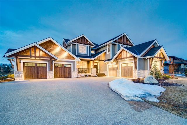 103 Leighton Lane, Rural Rocky View County, AB T3Z 0A2 (#C4179783) :: Redline Real Estate Group Inc