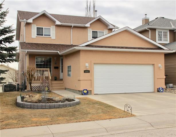 273 Macewan Park View NW, Calgary, AB T3K 4G7 (#C4179785) :: Redline Real Estate Group Inc