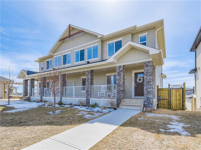 288 Rainbow Falls Green, Chestermere, AB T1X 0S4 (#C4179790) :: Canmore & Banff