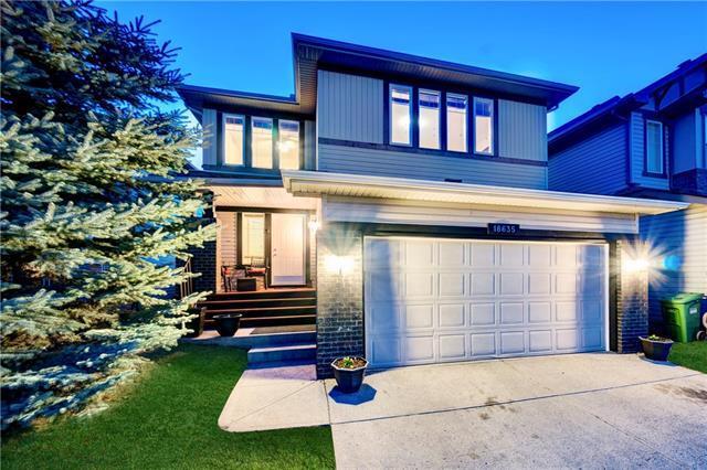 18635 Chaparral Manor SE, Calgary, AB T2X 3W8 (#C4179798) :: Carolina Paredes - RealHomesCalgary.com