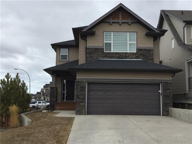 204 Sunset View, Cochrane, AB T4C 0E9 (#C4179800) :: Redline Real Estate Group Inc
