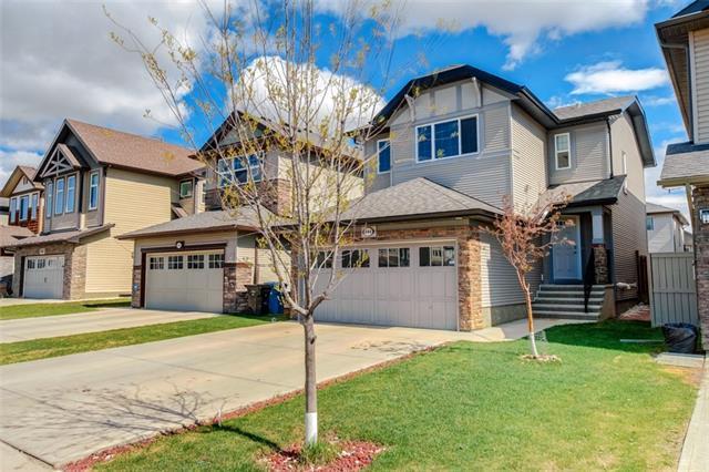 544 Skyview Ranch Way NE, Calgary, AB T3N 0E7 (#C4179850) :: The Cliff Stevenson Group