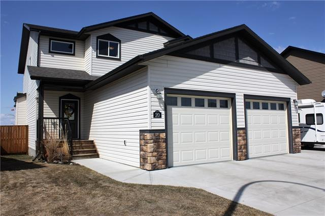 20 Vermont Close, Olds, AB T4H 0C3 (#C4179863) :: Canmore & Banff