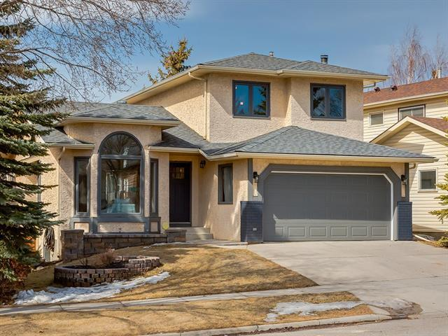 397 Deerview Drive SE, Calgary, AB T2J 6X2 (#C4179869) :: Redline Real Estate Group Inc