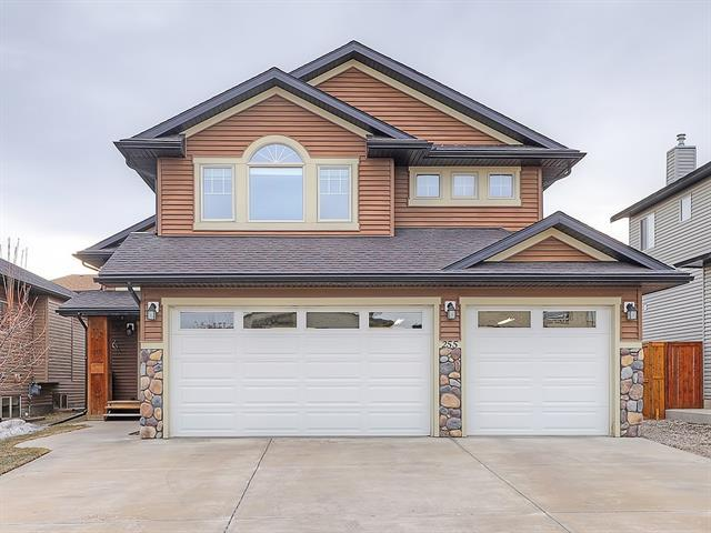 255 Sunset Heights, Crossfield, AB T0M 0S0 (#C4180890) :: Canmore & Banff
